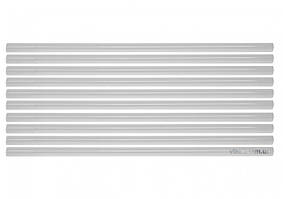 Клеевые стержни прозрачные YATO 7.2 х 200 мм 10 шт YT-82440