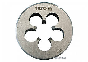 Плашка YATO М12 х 1.75 мм HSS М2 90 г YT-2969
