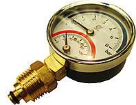 """Термо-Монометр 1\2"""" на 120`C на 6 ВАR"""