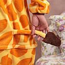 Пижама кигуруми Взрослые и Детские Жираф, фото 3