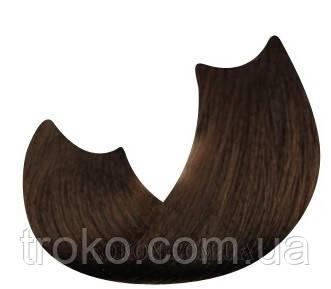 5.3 - Светло-коричневый золотистый Безаммиачная крем-краска для волос Fanola Oro Therapy Color Keratin