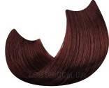 5.5 - Светло-коричневый махагоновый Безаммиачная крем-краска для волос Fanola Oro Therapy Color Keratin