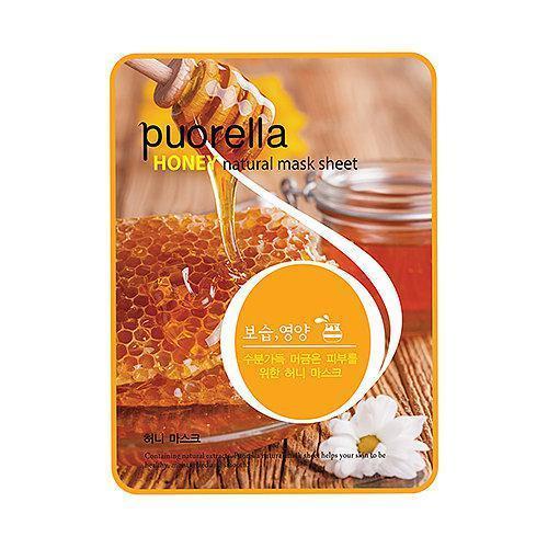 Маска тканевая Puorella Мед