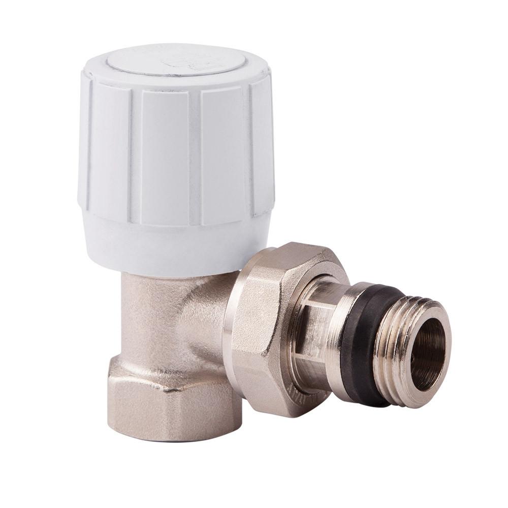 Угловой ручной вентиль простой регулировки 3/4 ICMA 951 (Италия)