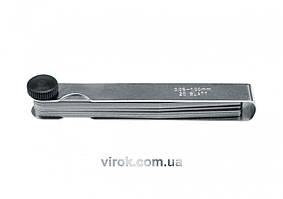 Щупы автомобильные VOREL 0.05 - 1 мм 13 шаблонов