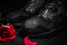 Мужские кроссовки Puma Disc Blaze Rose Black/Red 361446 01, Пума Диск Блейз, фото 2