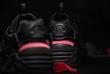 Мужские кроссовки Puma Disc Blaze Rose Black/Red 361446 01, Пума Диск Блейз, фото 3