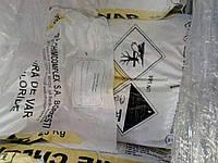 Известь хлорная 1сорт, мешок 25кг (Румыния)