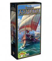 7 Чудес Света: Армада (7 Wonders: Armada) настольная игра