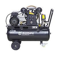 Воздушный компрессор 50 л, 2.2 кВт ANDRMAX, фото 1