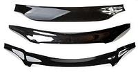 "Дефлектор капота Lifan Cebrium (720) с 2013 г.в. (короткий) ""Vip Tuning"""