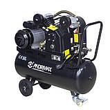 Повітряний компресор 50 л, 2.2 кВт ANDRMAX, фото 2