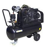 Повітряний компресор 50 л, 2.2 кВт ANDRMAX, фото 3