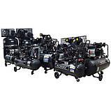 Повітряний компресор 50 л, 2.2 кВт ANDRMAX, фото 5