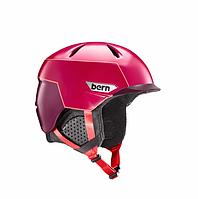 Шлем Bern Weston Peak Helmet Satin Cranberry/Pink Medium (55-59cm)