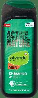 Мужской шампунь alverde NATURKOSMETIK MEN Active Nature, 200 ml, фото 1
