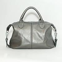 Кожаная сумка модель 20 никель флотар, фото 1