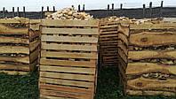 Дрова из хвойных и лиственных пород древесины