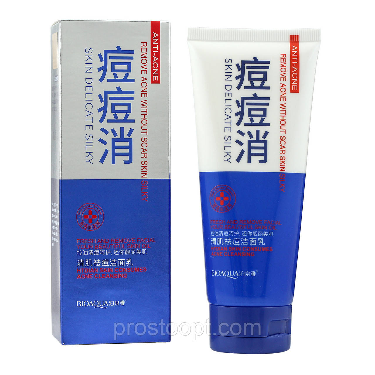 Пенка для умывания BioAqua Anti-Acne