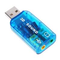 Звуковая карта USB Dynamode 3D 5.1 .