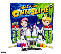 Набор для изготовления слаймов 006H для детей