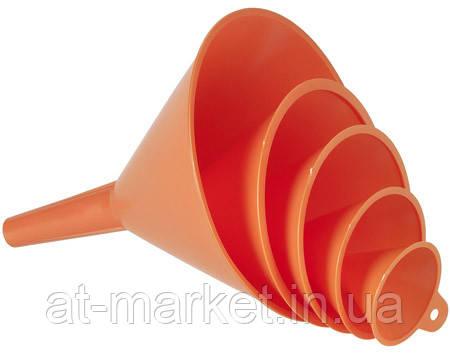 Набор воронок из полиэтилена Ø 50,75,100,120,150,160 мм PRESSOL арт. 02372043