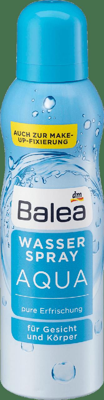 Освежающий спрей для лица Balea Wasserspray Aqua, 150 мл.