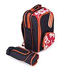 Рюкзак - сумка для пікніка. Набор для пикника. Сумка для холодильника, фото 2