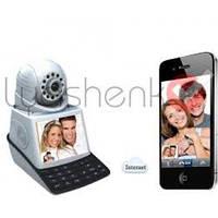 Интернет видео телефон Network Phone Camera (HG160WA)