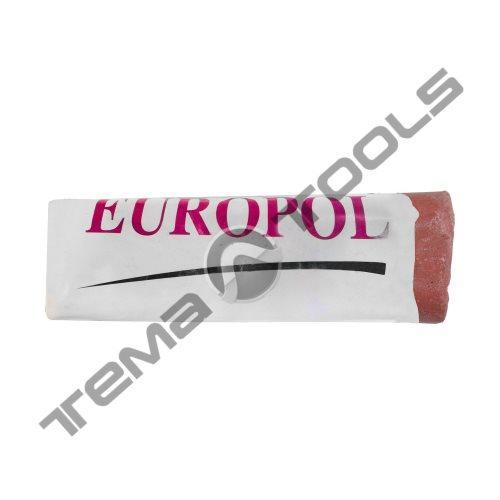 Паста полировальная для нержавеющей стали Marpol Europol 1000 г коричневая