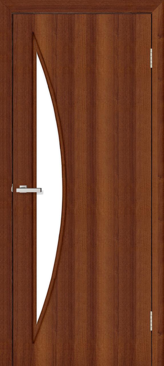 Двери Омис Парус ПО орех
