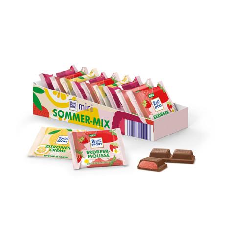Набір міні-шоколад Ritter Sport Mini «Sommer Mini-Mix» 150г. Німеччина