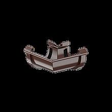 Кут універсальний Fitt 125 коричневий