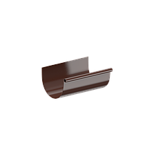 Ринва 3м Fitt 125 коричневий