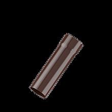 Труба водостічна 3м Fitt 125 коричневий