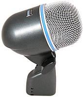 Микрофон инструментальный SHURE BETA 52A