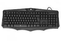 Клавіатура 2E Ares KG 108 USB Black