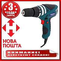 Сетевой шуруповерт Зенит ЗШ-550 Профи