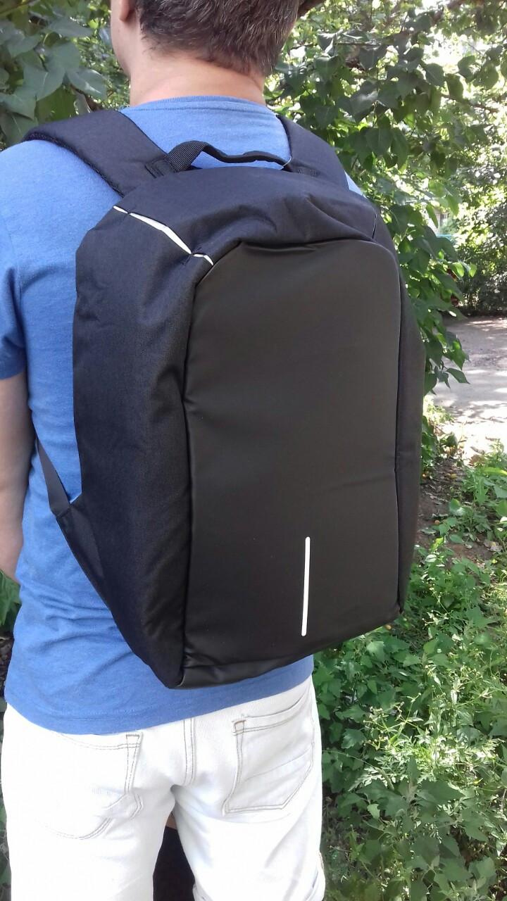 Рюкзак городской PINAO, USB - разъем