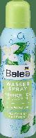 Освежающий спрей для лица Balea Wasserspray Grüner Tee & Jasmin, 150 мл.