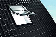 Вікно мансардне Designo WDF R79 K W WD AL 07/16
