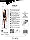 Эротические черные чулки nero SX-ST001, фото 3