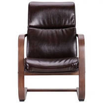 Кресло Техас CF Вуд орех Мадрас дк браун (AMF-ТМ), фото 2