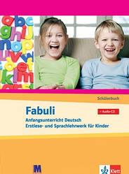 Fabuli Schülerbuch mit Audio CD