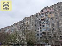 Утепление  многоэтажных  домов  ОСББ  пенопластом