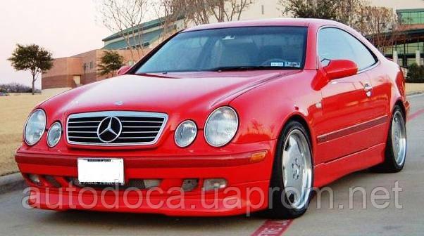 Защита картера двигателя Mercedes-Benz CLK200  (W208)  1996-