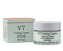 Крем для лица BIOAQUA  V7 Toning Cream 50 г