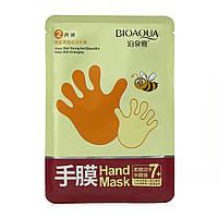 Маска-перчатки для рук BioAqua Hand Mask