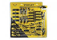 Набор отверток и отверточных насадок STANLEY 69 предметов
