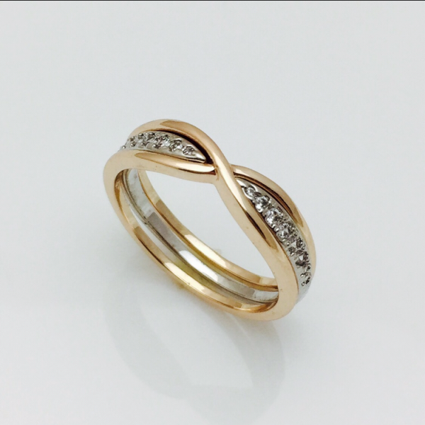 Кольцо Борнео, размер 17, 18, 19, 20